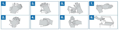 How to Use Clinell Antibacterial Hand Wipes
