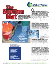 The Suction Mat