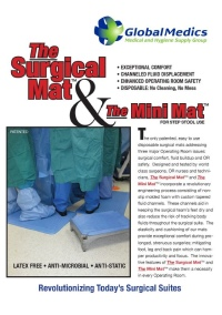 The surgical mat & mini mat