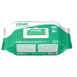 Clinell Universal Sanitising Wipes 200 pack