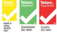 Telarc Registration Marks