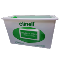 Clinell Universal Wipes Wall Mounted Dispenser