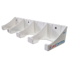 InControl Quad Box Wall Mounted Holder