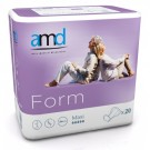 FORM Large Shaped Pads - Maxi - Purple