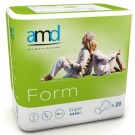 FORM Large Shaped Pads - Super - Green