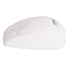 Clinell Easy Clean Silicone Mouse - White