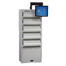 SmartCabinet  - Scalable semi-automated vial repackaging